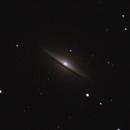 M104 Sombrero Galaxy,                                rémi delalande
