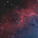 Pacman Nebula,                                Pyrasanth