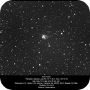 NGC 6765 with outer halo,                                Rauno Päivinen