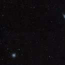 Sculptor Galaxy and NGC 288,                                Fabiano B. Diniz