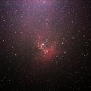 The Eagle Nebula (M16),                                Geovandro Nobre