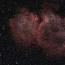 IC 1848 - Soul Nebula,                                Samuel Khodari