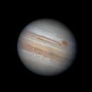 Jupiter: September 30, 2020,                                Ecleido Azevedo