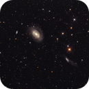 Ngc4725 and Ngc4747  in Coma Berenices,                                Peter Shah