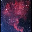 NGC7000,                                Mostafa Metwally