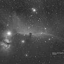 HorseHead Nebula - Barnard 33,                                @acrux_astrofotografia