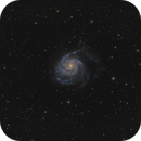 Messier 101,                                Simon