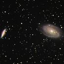 Bode's Nebula M81,                                Jim Davis