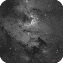 Sh2-155, also known as the Cave Nebula or Caldwell 9,                                Jens Zippel