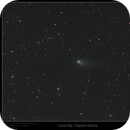Comet 38P / Stephan-Oterma,                                Mike Oates