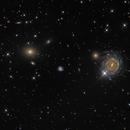 IC 983 / NGC 5490,B,C/ARP 79,                                Miguel Angel Garc...