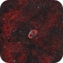 Nebulosa Crescent - NGC 6888,                                Jordi Compte