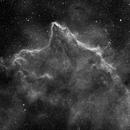 BBWo56 Nebula in Vela,                                John Ebersole