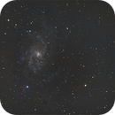 M33 - Galaxie du Triangle,                                Sébastien Chouet
