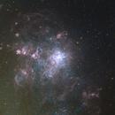 Tarentula Nebula,                                bingocrepuscule