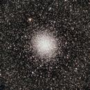 M 22, Amas globulaire dans la constellation du Sagittaire,                                Roger Bertuli