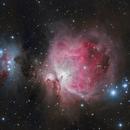 Great Orion Nebula,                                Marc