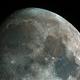 Moon colour enhanced,                                christianhanke