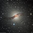 NGC 5128 Centaurus A,                                Nik Szymanek