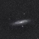 180 seconds of Andromeda,                                Guillermo Gonzalez