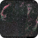Veil Nebula Complex, OSC (UHC-S), 2015-1016,                                David Dearden
