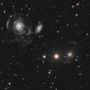 Arp 227 NGC 474,                                Peter Goodhew