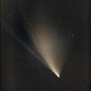 C/2020 F3 NEOWISE still going strong,                                Albert van Duin