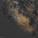 Sagittarius Wide Field,                                Leonardo Ciuffolotti