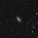 NGC 4725,                                Chad Quandt