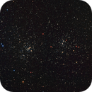 NGC 869 e 884 Double Cluster, Perseus, 26 Settembre 2016,                                Ennio Rainaldi