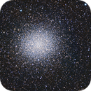 Very short on NGC 5139 (Omega Centauri),                                Claudio Tenreiro