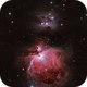 Orion Nebula in Moonlight,                                J_Pelaez_aab
