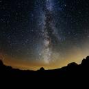 Milky Way from Mark Twain National Forest,                                Joe Shuster