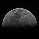 Moon 1st quarter,                                erq1