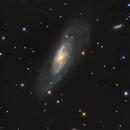 M106 galaxy,                                Marcin Kuś