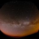 Wide Angle Milky Way,                                Steve Ibbotson