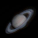 Saturn OSC First Attempt at Derogating 4 of 5 3 min stacks,                                Brandon Tackett