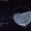 lunar sketch Copernicus,                                cguvn