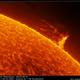 Quiescent prominence - 23.07.2016,                                Łukasz Sujka