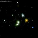 ngc5350--5359--5358--5354--5353    galassie nei cani venatici,                                Carlo Colombo