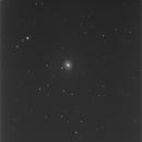 M77 spiral galaxy, survey image,                                erdmanpe