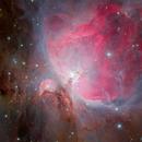 M42 Orion Nebula,                                Yu-Peng Chan