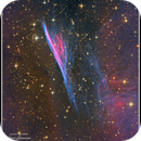 The Pencil Nebula (DeepSkyWest data),                                Maicon Germiniani