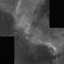 NGC 7000,                                Jean Vallières