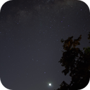 Saturn Jupiter Mercury Conjunction,                                GustavoZanini