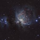 M42 Orion Nebula,                                autonm