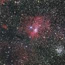 NGC7635 Blasennebel,                                Peter Schmitz