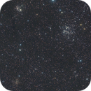 Open Clusters in Cassiopeia: NGC 663, NGC 654, and IC 166,                                BrettWaller