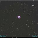 M57 - The 'Ring' Nebula.,                                astroeyes