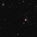 Antennae Galaxies HALRGB,                                Fritz